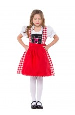 Girls Bavarian Costume
