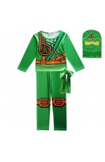 Green Ninjago Kids Costume