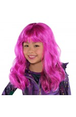Descendants 3 Mal Wig Girl