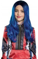 Descendants 3 Mal Wig Girl tt3101-2