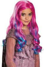Descendants 3 Mal Wig Girl tt3101-3