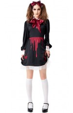 Ladies Voodoo Doll Halloween Costume