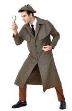 Mens Sherlock Holmes Costume