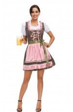 Sexy Womens Dirndl Oktoberfest Costume