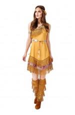 Ladies Native American Indian Costume