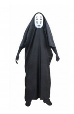Kids Spirited Away Faceless Costume
