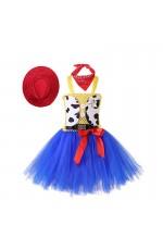 Toy Story Jessie Cowgirl Tutu Dress