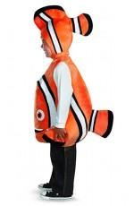 Nemo Clownfish Costume