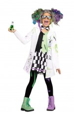 Science Crazy Children Costume