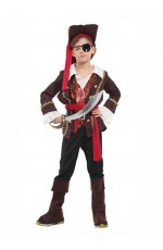 Boys Shipmate Pirate Costume