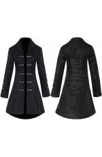 Ladies Black Vintage Jacket