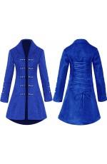 Ladies Black Vintage Jacket tt3183