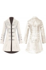 Ladies cream Vintage Jacket tt3183