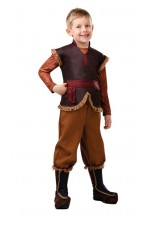 Boys Kristoff Frozen Costume