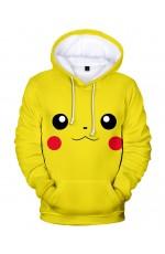 Pokemon Pikachu Hoodie tt3187
