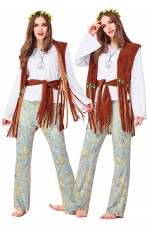 Girls Orion Hippie Costume