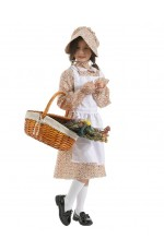 Prairie Girl Olden Days Victorian Maid Costume