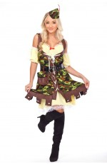 Deluxe Womens Racy Robin Hood Costume