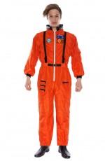 Adult Astronaut Orange NASA Costume