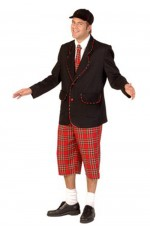 School Boy Teacher Uniform Halloween Fancy Dress Costume