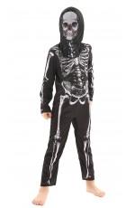 boys skeleton Jumpsuit