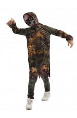 Boys Walking Dead Jumpsuit