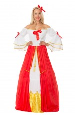 Royal Princess Medieval Dress