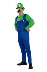 Luigi Costumes VB-3002G