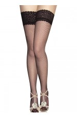 Stay Up black fishnet stockings