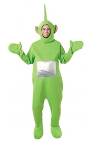Teletubbies Dipsy Green Costume