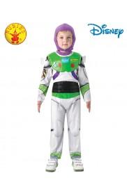 Kids Disney Toy Story Delux Buzz Lightyear Fancy Dress Costume
