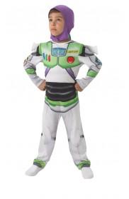 Kids Disney Toy Story Buzz Lightyear Fancy Dress Costume