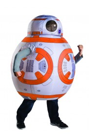 Kids BB-8 Inflatable Costume Star Wars Episode VII The Force Awakens BB8 BB 8