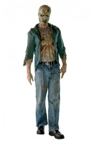 The Walking Dead Decomposed Zombie Adult Costume