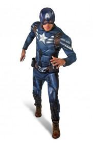 Captain America Winter Soldier Costume