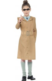 Roald Dahl Miss Trunchbull Girls World Book Week Fancy Dress Kid Costume
