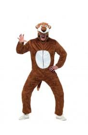 Unisex Lion  Animal Onesie Adult Kigurumi Cosplay Costume Pyjamas