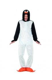 Unisex Penguin Animal Onesie Adult Kigurumi Cosplay Costume Pyjamas