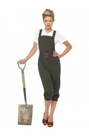 WW2 Land Girl Costumes CS39491
