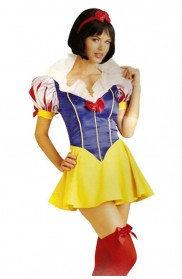 Snow White Costumes - Sexy Women Snow White Costume