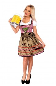 Ladies Gretchen German Costume lh175g