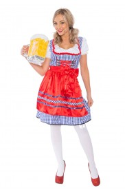 Ladies Beer Maid Wench Costume lh175r