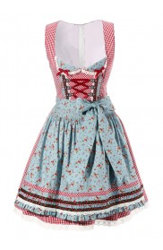 Girls german heidi Costume lh317_1