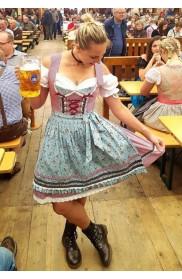 Bavarian Oktoberfest Costume lh317n