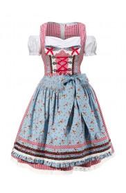 Ladies Oktoberfest Vintage Costume lh317b