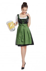 Ladies Oktoberfest German Costume front lh331g