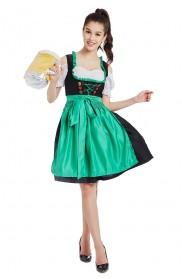 Ladies Oktoberfest Vintage Costume lh332