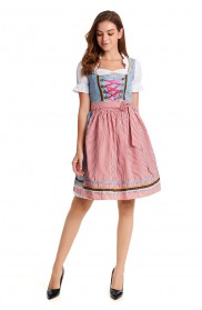Ladies German Bavarian Vintage Costume overall lh336
