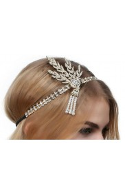 Ladies Gatsby Flapper Headpiece Pearl