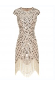 gatsby beaded dress LX1001N_1
